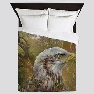Magic Animals HAWK Queen Duvet