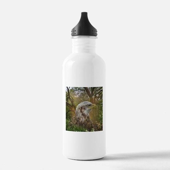 Magic Animals HAWK Water Bottle