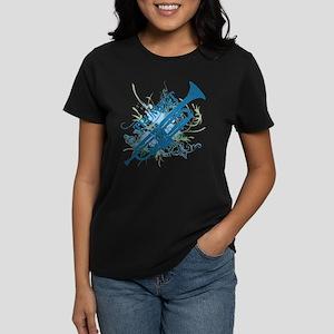 Cool Grunge Trumpe T-Shirt