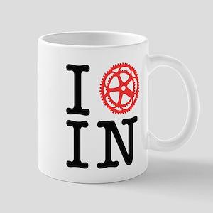 I Bike IN Mug