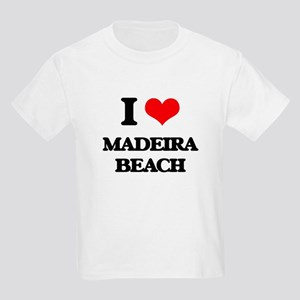 I Love Madeira Beach T-Shirt
