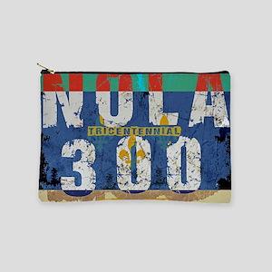 NOLA 300 Year Tricentennial Artwork Makeup Pouch