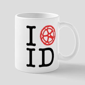 I Bike ID Mug