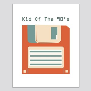 Floppy_Discs_Kid_Of_The_90 s Posters