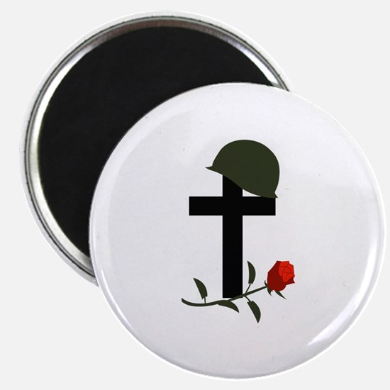 SOLDIERS GRAVE Magnets