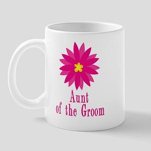 Cool Groom's Aunt Mug