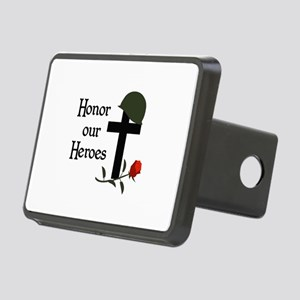 HONOR OUR HEROES Hitch Cover