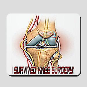 Knee Surgery Gift 4 Mousepad