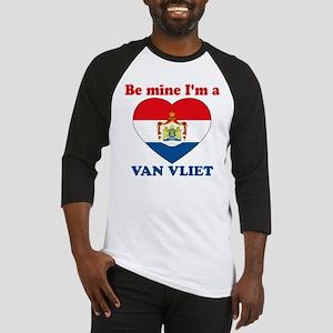 Van Vliet, Valentine's Day Baseball Jersey