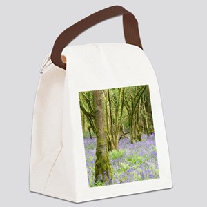 Bluebells Canvas Lunch Bag