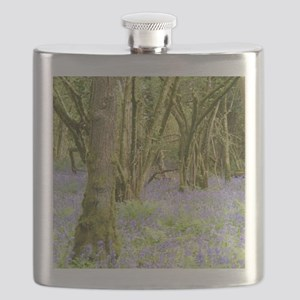 Bluebells Flask