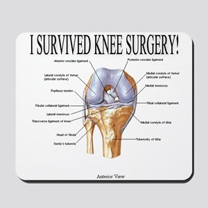 Knee Surgery Gift 3 Mousepad