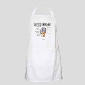 Knee Surgery Gift 3 BBQ Apron