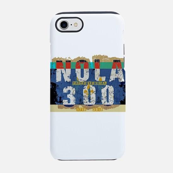 NOLA 300 Year Tricentennial Ar iPhone 7 Tough Case