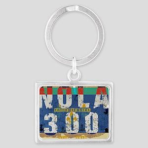 NOLA 300 Year Tricentennial Artwork Keychains