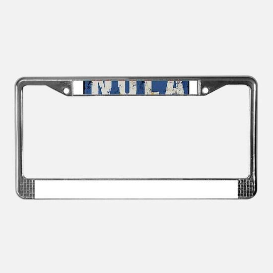 NOLA 300 Year Tricentennial Ar License Plate Frame