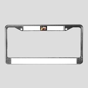Memories of a Centurion License Plate Frame