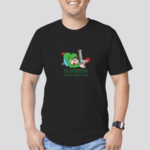 PLUMBERS KNOW THEIR CRAP T-Shirt