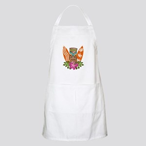 TIKI AND SURFBOARDS Apron