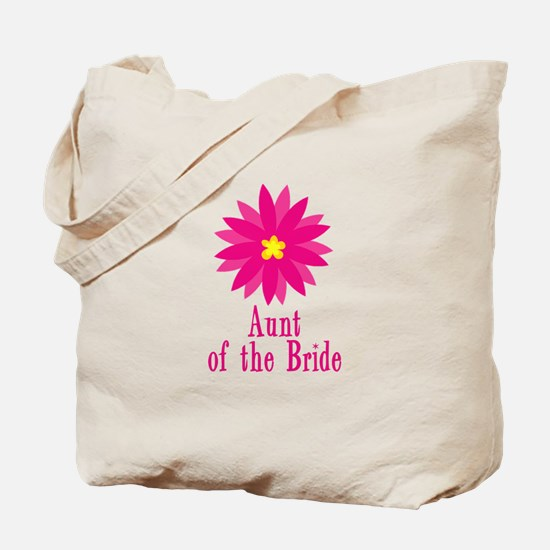 Bride's Aunt Tote Bag