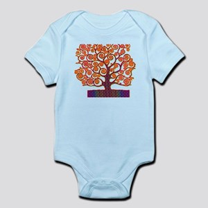 Tree of Life Psychedelic Body Suit