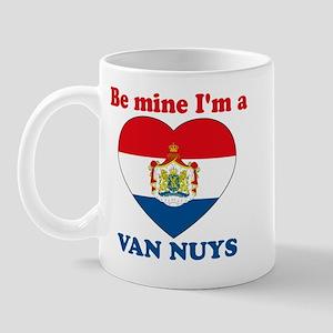 Van Nuys, Valentine's Day Mug