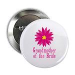 Bride's Grandmother Button