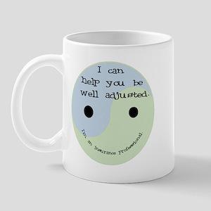 """Well Adjusted"" Mug"