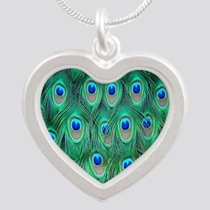 Peacock Feathers Necklaces