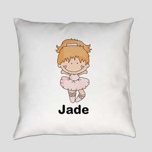 My Girl Personalized Everyday Pillow
