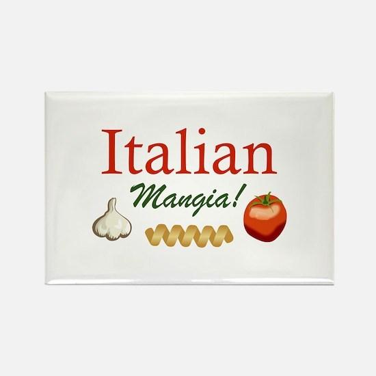 ITALIAN MANGIA Magnets