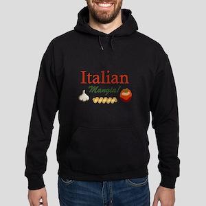 ITALIAN MANGIA Hoodie