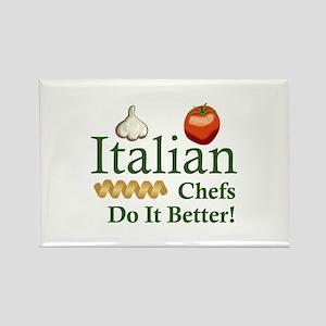 ITALIAN CHEFS Magnets