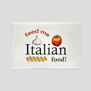 FEED ME ITALIAN Magnets