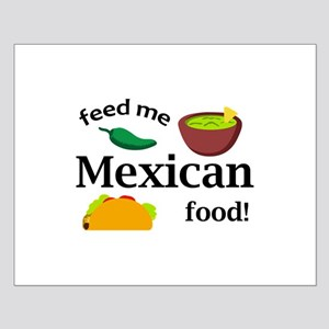 FEED ME MEXICAN Posters