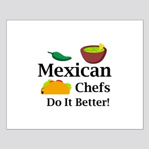 MEXICAN CHEFS Posters