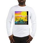 Papa was a Bad Seed Long Sleeve T-Shirt