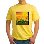 Papa was a Bad Seed Yellow T-Shirt
