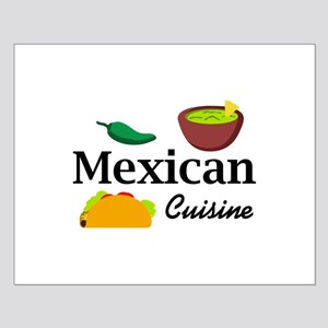 MEXICAN CUISINE Posters