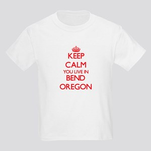 Keep calm you live in Bend Oregon T-Shirt