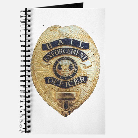 Bail Enforcement Officer Journal