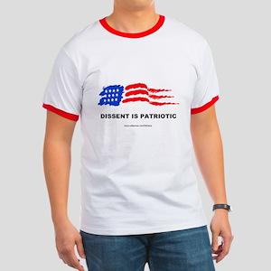 """""""Dissent is Patriotic"""" Ringer T"""
