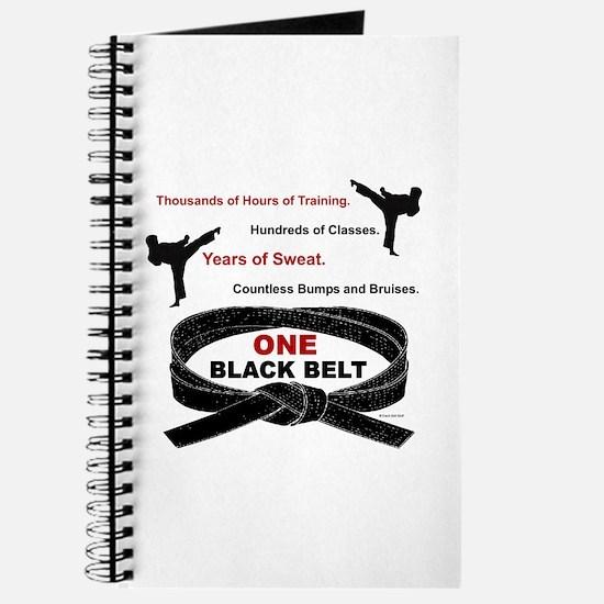 ONE Black Belt 1 Journal