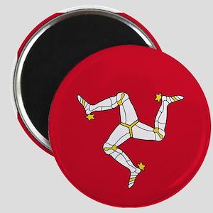 Flag of Mann Magnet