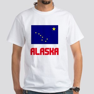 Alaska Flag Design T-Shirt