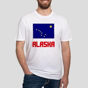 Alaska Flag Design T-Shirt