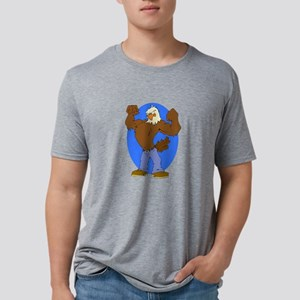 Bald Eagle Mens Tri-blend T-Shirt