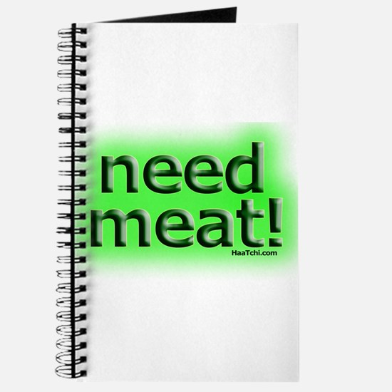 Need meat Journal