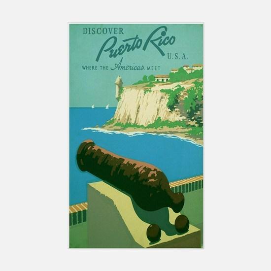 PUERTO RICO vinyl sticker