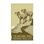 NATIONAL PARKS vinyl sticker